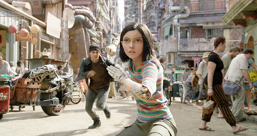Alita: Battle Angel - dubbing