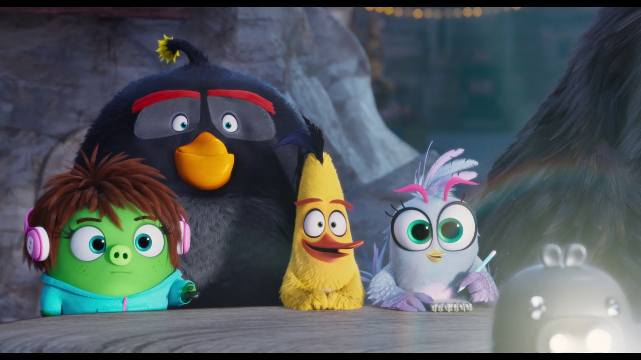 Angry Birds 2 Film - dubbing