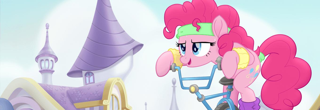 My Little Pony. Film - dubbing