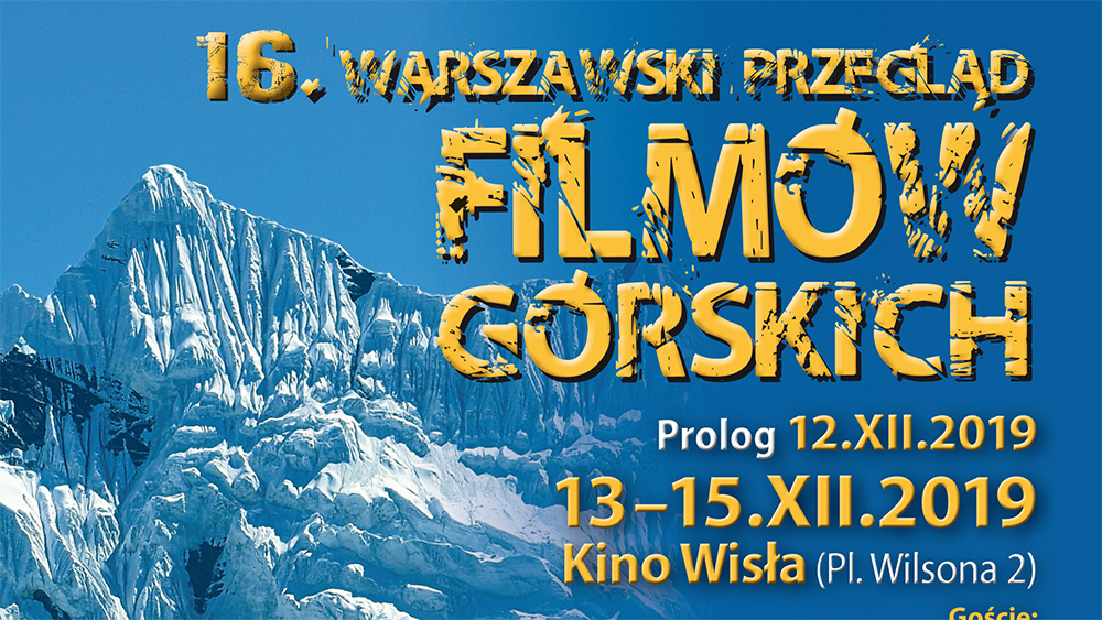 16. WPFG: Lądek Film Tour – Everest. A superhuman Challenge